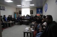 YEREL SEÇİMLER - AK Parti Çıldır İlçe Teşkilatı Toplantı Yaptı