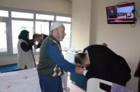ŞEHİT AİLESİ - AK Parti Yaşlıları Unutmadı