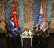 BÜYÜKŞEHİR BELEDİYESİ - Alibeyköy Trafiği Tarihe Karışacak