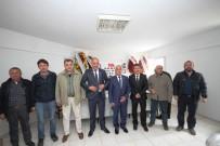 ESNAF VE SANATKARLAR ODASı - Altınovalı Esnaf Ve Sanatkarlardan Bağkazan'a Güvenoyu
