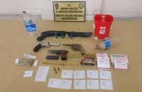 Amasya Merkezli 4 İlde Narkotik Operasyonu Açıklaması 18 Gözaltı