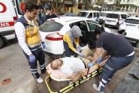YUNUS TİMLERİ - Antalya'da Silahlı Alacak Kavgası Açıklaması 1 Yaralı