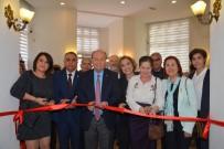 MESUT ÖZAKCAN - Bahara Merhaba Adlı Resim Sergisi Açıldı