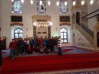 Balyalı Öğrenciler Gezerek Öğreniyorlar