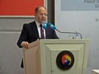 İNŞAAT RUHSATI - Başbakan Yardımcısı Akdağ Açıklaması 'İnşaat İzni Alırken SGK Ve Maliye'ye Gitme Zorunluluğunu Kaldırdık'