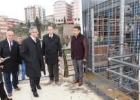 ESKIHISAR - Başkan Köşker, Macera Parkında İncelemelerde Bulundu