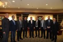 TAHIR AKYÜREK - Başkan Tahir Akyürek Açıklaması 'Konyaspor'a Topyekun Destek Zamanı'