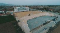 YÜZME - Beyşehir'e Yeni Açık Otopark Alanı