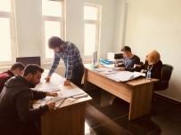 YOL YAPIMI - Çaldıran'da Yol Yapım Tespit Çalışmaları Tamamlandı