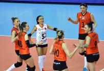MARCO AURELIO - CEV Kadınlar Kupası Açıklaması Eczacıbaşı Vitra Açıklaması 3 - Palmberg Schwerin Açıklaması 0