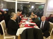 ÇANAKKALE TÜRKÜSÜ - Çorumlular Yemeğinde Çanakkale Türküsü Okundu