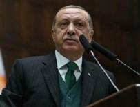 TBMM - Cumhurbaşkanı Erdoğan'dan ABD'ye Afrin yanıtı