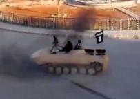 YARDIM VE YATAKLIK - DEAŞ'ın Tankçısı Adana'da Yakalandı