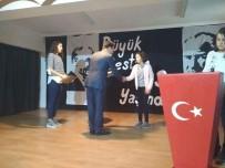 ŞEHİTLERİ ANMA GÜNÜ - Dumlupınar'da Öğrenciler Ödüllendirildi