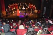 DÜZCE ÜNİVERSİTESİ - Düzce Üniversitesi'nde 12. Kuruluş Yıldönümü Konseri Gerçekleştirildi