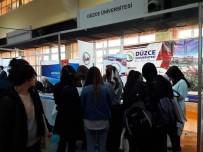 DÜZCE ÜNİVERSİTESİ - Düzce Üniversitesi Sakaryalı Öğrencilerle Buluştu