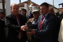 MESUT ÖZAKCAN - Efeler Belediyesi'nden 'Zeytin Dalı Harekatı'na Zeytin Fidanı İle Destek