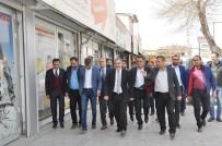 BAKANLIK - Elazığ TSO Başkanı Alan, ' Küçük Sanayi Sitesi Bölgenin Çekim Merkezi Haline Gelecek'