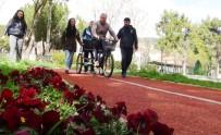 KıŞLA - Engelli Bireylere Bisiklet Eğitimi