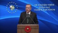 RUSYA FEDERASYONU - Erdoğan son sayıyı açıkladı