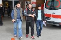 TURGUTALP - Eski Eşini Vuran Zanlı Tutuklandı