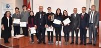 ALI ARSLANTAŞ - ESOGÜ 11. Beyin Bilgi Yarışması'nda Ödüller Sahiplerini Buldu