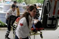 YAMAÇ PARAŞÜTÜ - Fethiye'de Yamaç Paraşütü Kazası Açıklaması 2 Yaralı