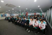 HASAN TAHSIN - Gaziosmanpaşa Belediyesi'nden Başarılı Olan Sporculara 100 Bin TL Para Ödülü
