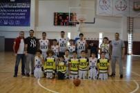 BASKETBOL TAKIMI - GKV Küçük Erkekler Basketbol Takımı Bölge Şampiyonu Oldu