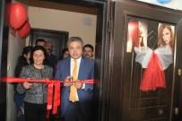 KADIN GİRİŞİMCİ - Hakkari'de kadın girişimci iş yeri açtı