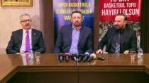 TÜRKIYE BASKETBOL FEDERASYONU - 'Haydi Basketbola Projesi'