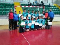 ÇEYREK FİNAL - Hentbolda Malatya Takımı Şampiyon Oldu