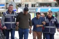 ZİYNET EŞYASI - Hırsızlık Zanlıları 45 Kilometre Süren Kovalamaca Sonucu Yakalandı