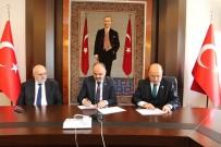 Isparta İl Özel İdaresi İle BEM BİR SEN Arasında Sosyal Denge Tazminatı Sözleşmesi İmzalandı