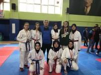 KARAKÖSE - Karate Şampiyonasından Dereceyle Döndü