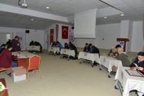 RECEP TOPALOĞLU - Kent Kültürü Bilgi Yarışması'nda İlçe Elemeleri Başladı