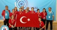 BREZILYA - Kız Futsal Mili Takımı Dünya İkincisi Oldu
