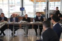 TÜLAY BAYDAR - Konya Yolu Alt Geçit Projesi İçin İstişare Toplantısı Yapıldı