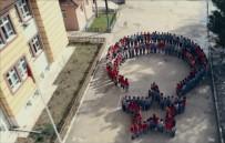 Köylülerle Öğrencilerden İstiklal Marşı Klibi