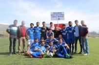 FUTBOL TURNUVASI - KYK Futbol Turnuvası Sona Erdi