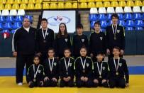 TÜRKİYE - Manisa Büyükşehir Belediyespor Judoda Madalyaları Topladı