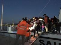 MÜLTECI - Mersin'de 192 Kaçak Göçmen Yakalandı