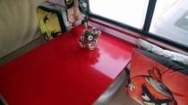 CARETTA CARETTA - Minibüsleriyle 5 Yıldır Türkiye'yi Dolaşıyorlar