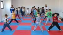 KARATE - Miniklerden Karate Kursuna Yoğun İlgi
