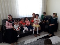 ŞEHİTLER GÜNÜ - Miniklerden Şehit Ailesine Moral