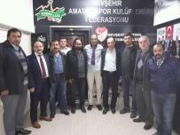 HAKEM KURULU - Nevşehir 1.Amatör Lig Play-Off Yarı Final Maçları Açıklandı