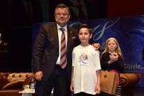 ŞEYH EDEBALI - Ödülünü Başkan Yağcı'nın Elinden Aldı