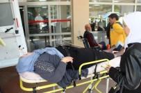 BEYİN SARSINTISI - Öğrencinin Çektiği Şut Öğretmeni Hastanelik Etti