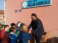 ŞEHİT ONBAŞI - 'Oyuncak Arkadaşım Projesi' Sevindirdi
