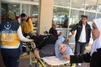 BEYİN SARSINTISI - Öğrencinin Attığı Şut Öğretmeni Hastanelik Etti